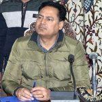 Hirdesh Kumar becomes new Chief Electoral Officer of J&K