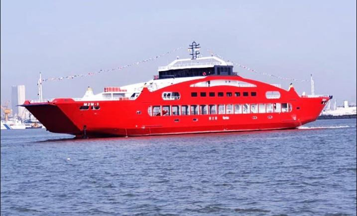 Mansukh Mandaviya launches 'Ropax' ferry service in Maharashtra_40.1
