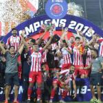 ATK FC wins record 3rd  Indian Super League title