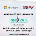 Innovate for Accessible India campaign launched to empower PwD
