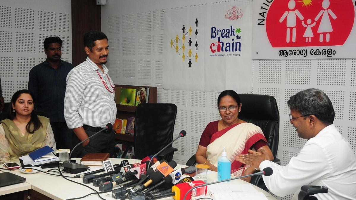 Kerala govt launches 'break the chain' campaign to combat coronavirus_40.1