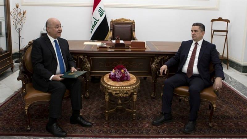 Iraqi President appoints Adnan al-Zurfi as new PM-designate_40.1