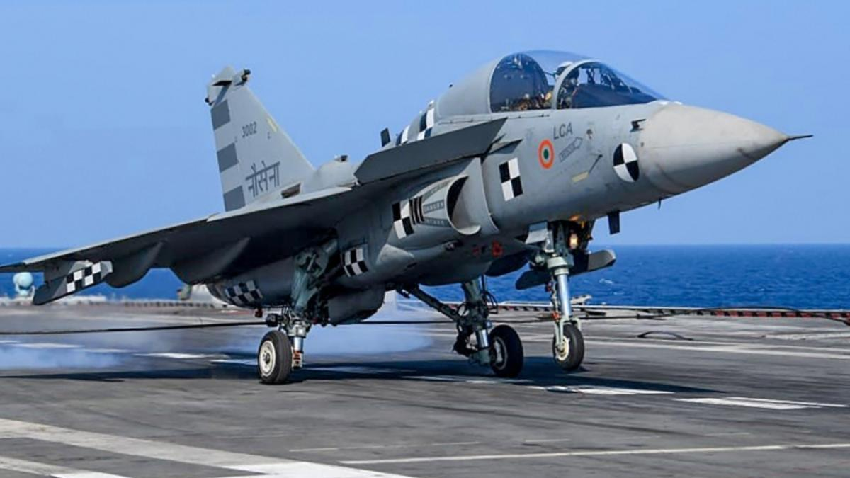 DAC approves procurement of Tejas fighter aircraft for IAF_40.1