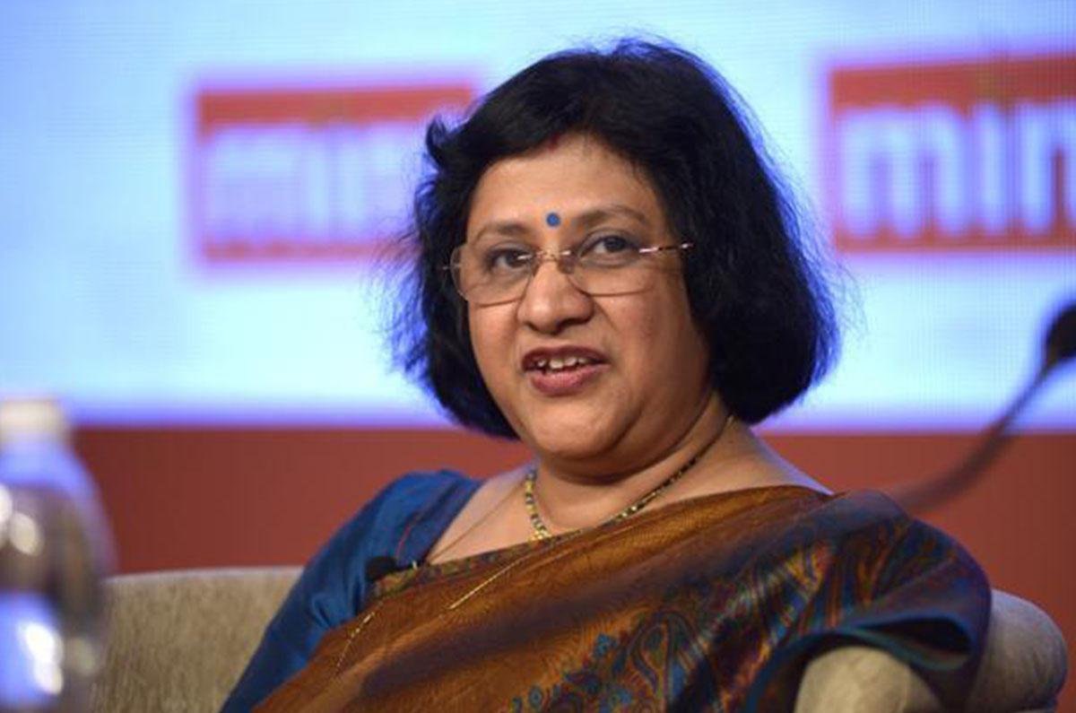 Arundhati Bhattacharya resigns from Crisil board_40.1
