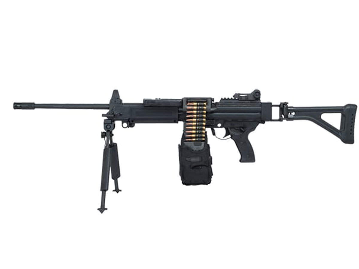 Defence Ministry signs contract with Israeli firm for LMG_40.1