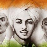 "India celebrates ""Shaheed Diwas"" on 23 March"