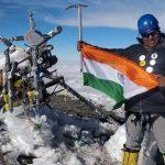 Satyarup Siddhanta becomes 1st Indian to complete volcanic Seven Summit