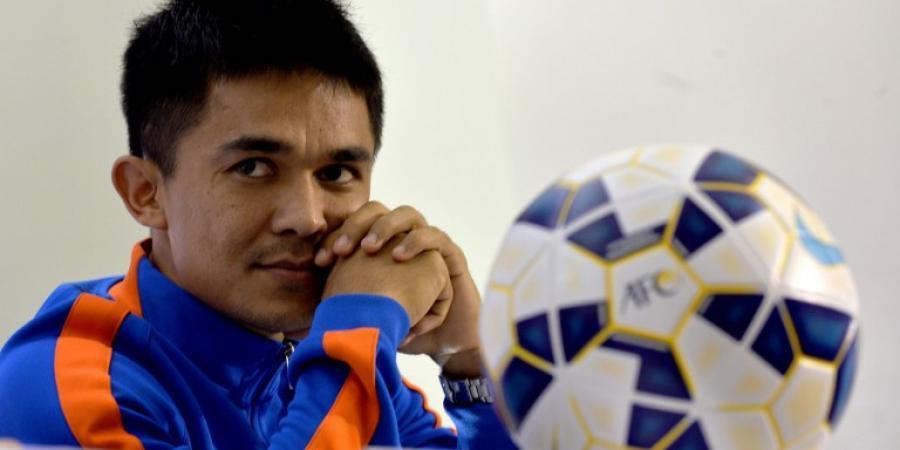 Sunil Chhetri selected for FIFA campaign against Covid-19_40.1