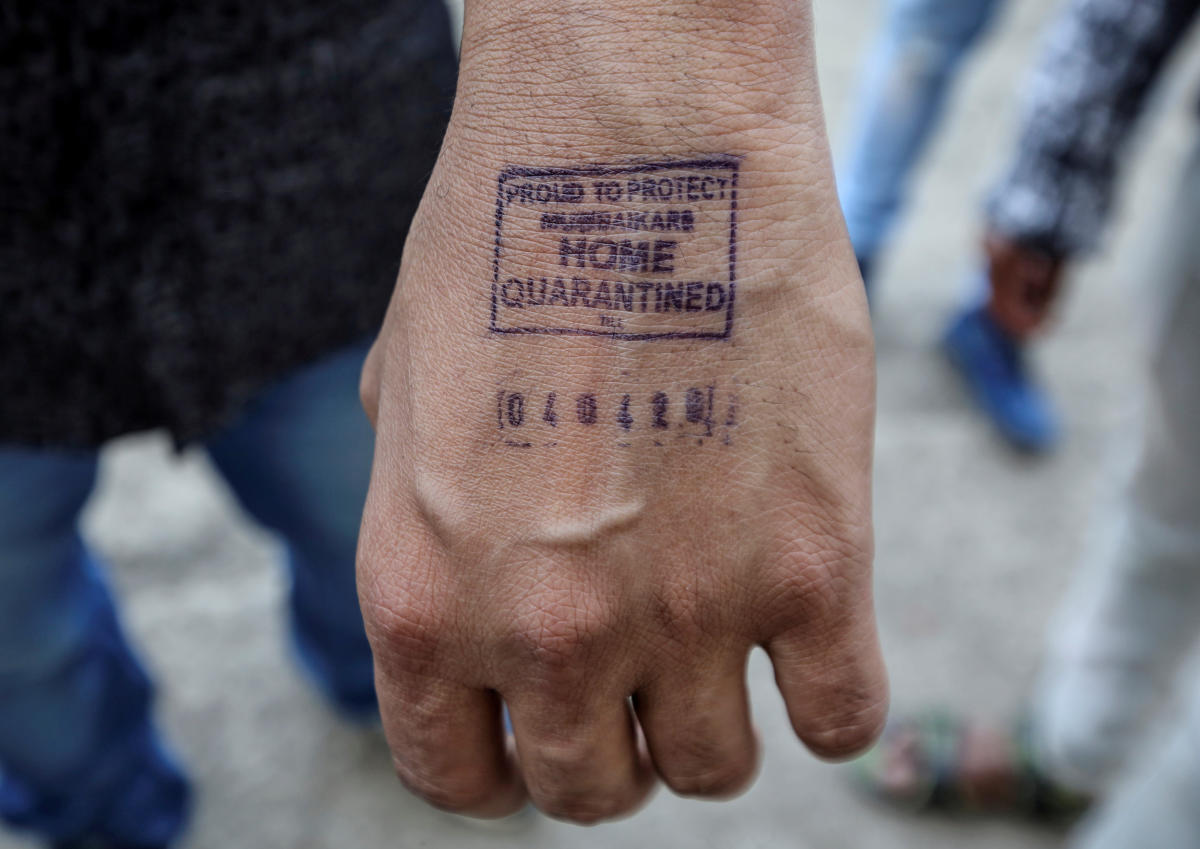 Health Ministry takes indelible ink from EC to stamp people for home quarantine_40.1