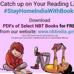 NBT launches initiative #StayHomeIndiaWithBooks