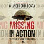 "A book titled ""Missing in Action: The Prisoners Who Never Came Back"" launched"