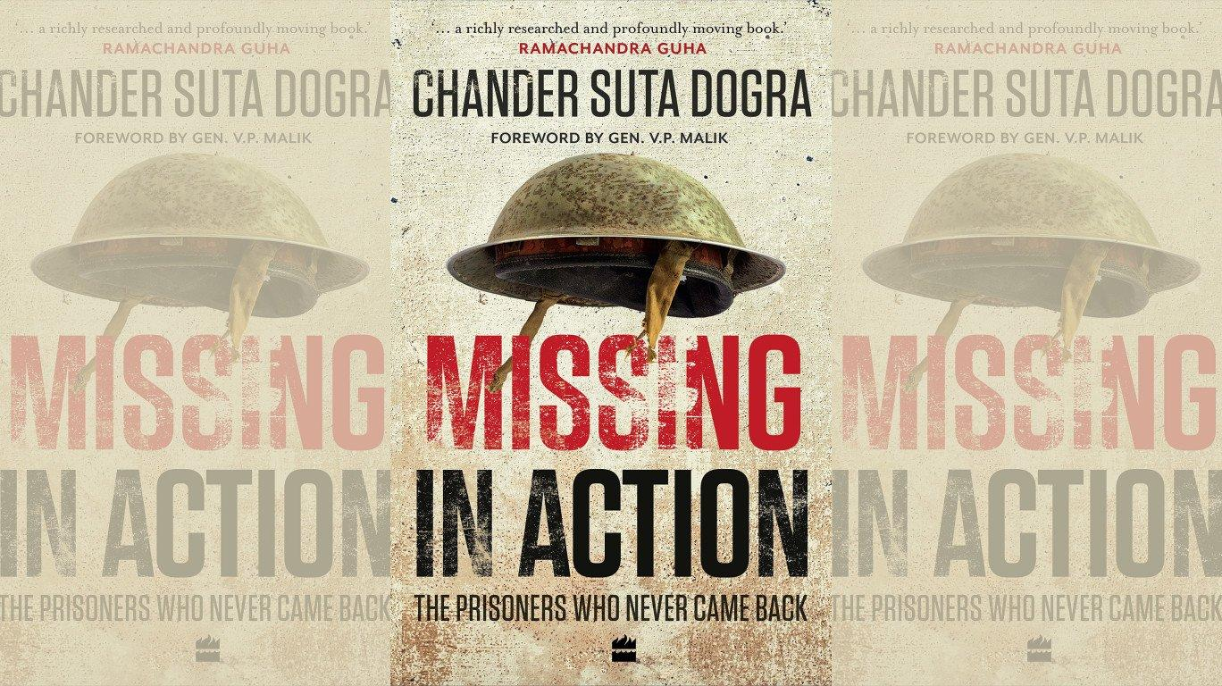 """A book titled """"Missing in Action: The Prisoners Who Never Came Back"""" launched_40.1"""