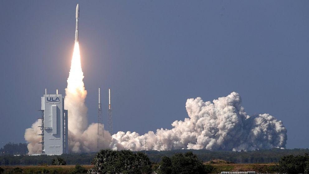 US launches advanced high frequency satellite for military communication_40.1