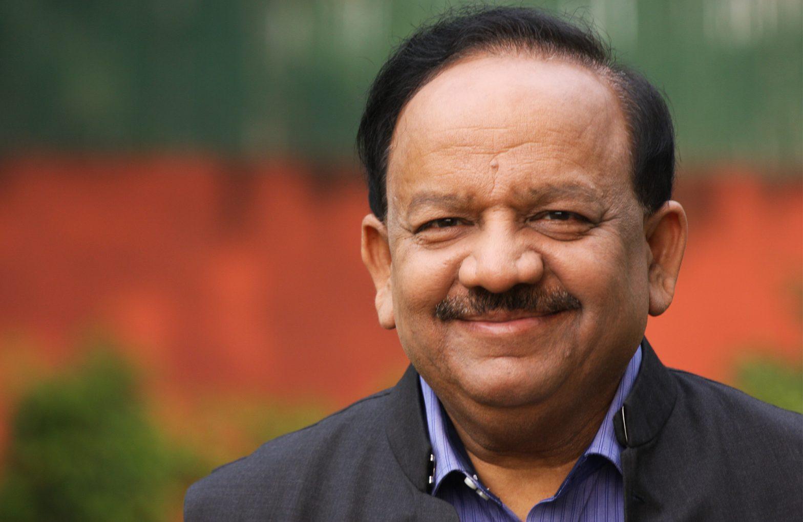 Harsh Vardhan launches 24x7 National Teleconsultation Centre_40.1