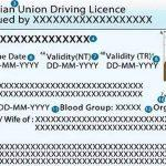Validity extension of expired Driving Licences and Vehicle Registration