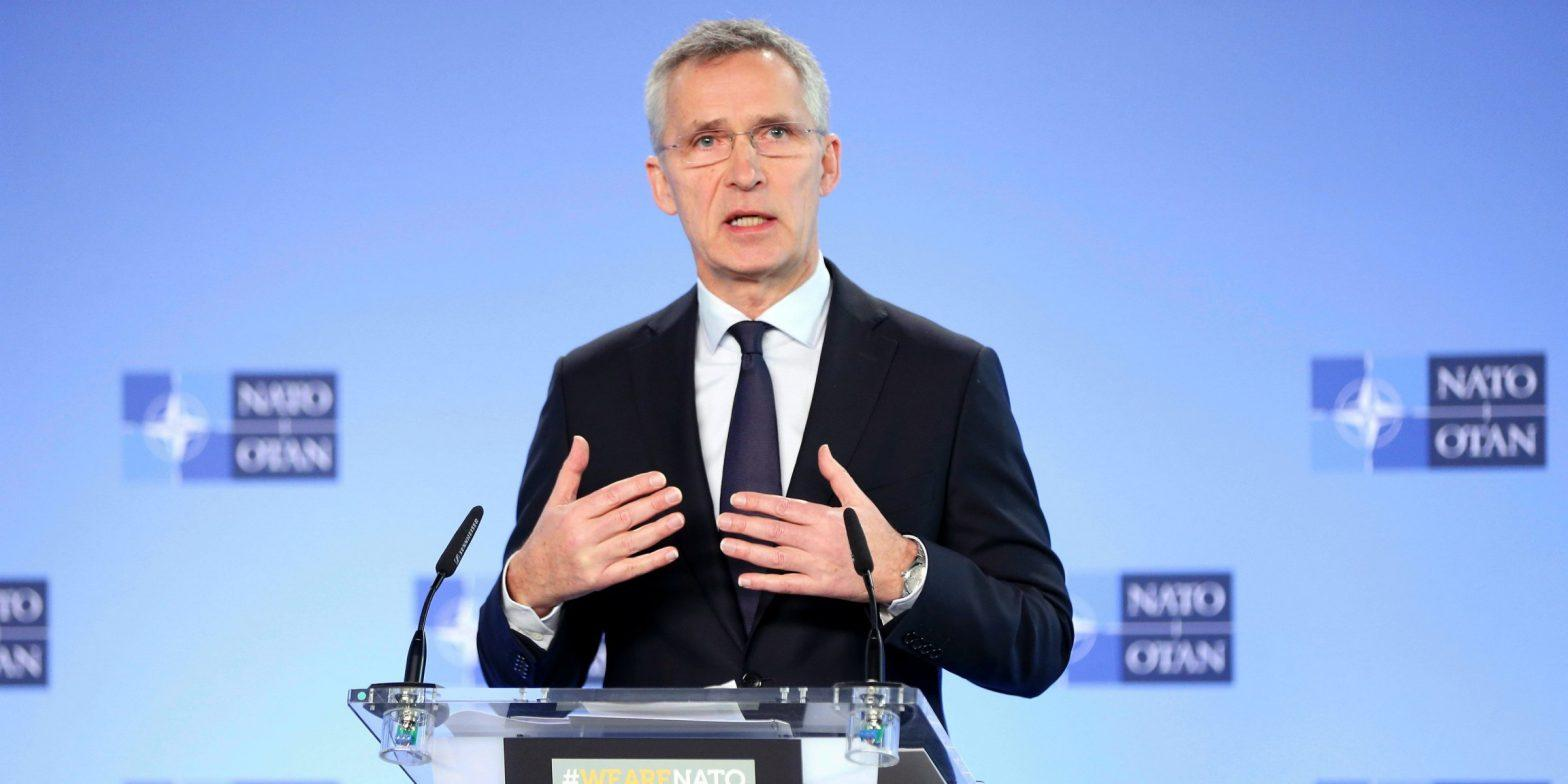 NATO chief appoints experts for reflection process_40.1