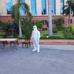 "DRDO develops bio suit ""Personal Protective Equipment"""