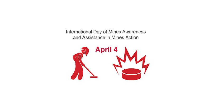 International Mine Awareness Day observed globally on 4 April_40.1
