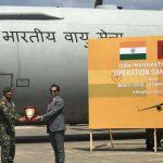 IAF airlifts essential drugs to Maldives under 'Operation Sanjeevani'
