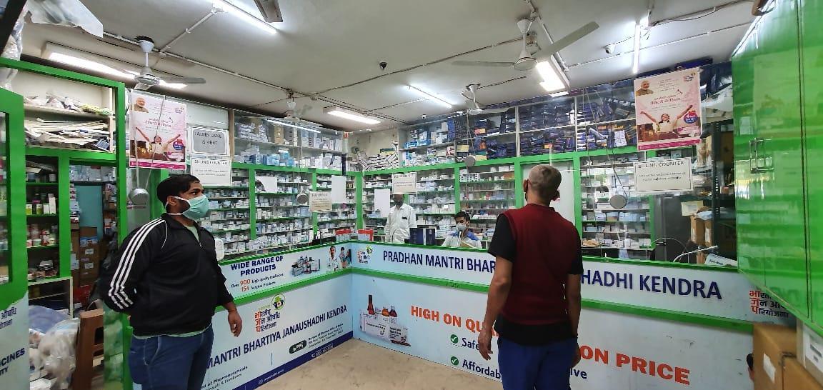 """""""Swasth ke Sipahi"""" delivers essential medicines under PMBJP_40.1"""
