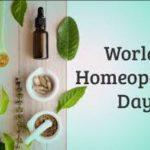 World Homoeopathy Day observed globally on 10 April
