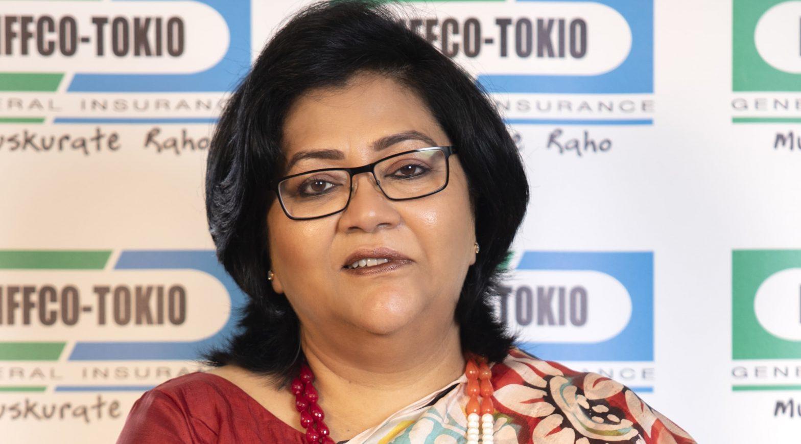 Anamika Roy Rashtrawar appointed as MD & CEO of IFFCO Tokio_40.1