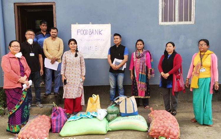 Manipur govt starts new initiative 'Food Bank' to help the poor_40.1