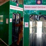 Ahmedabad station becomes 1st station to get sanitizing tunnel