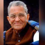 Former Union Minister Rajasekharan passes away
