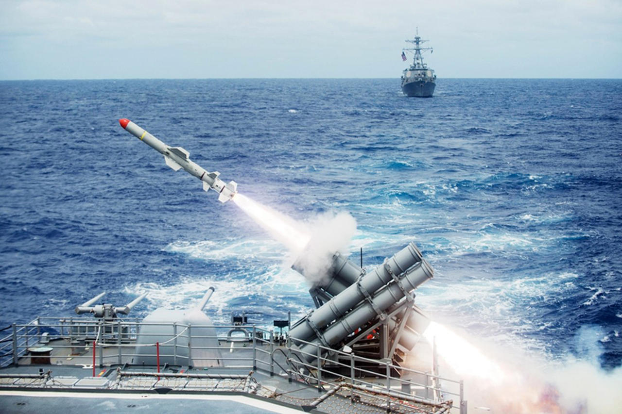 US approves sale of Anti-ship Missiles & Torpedoes to India_40.1