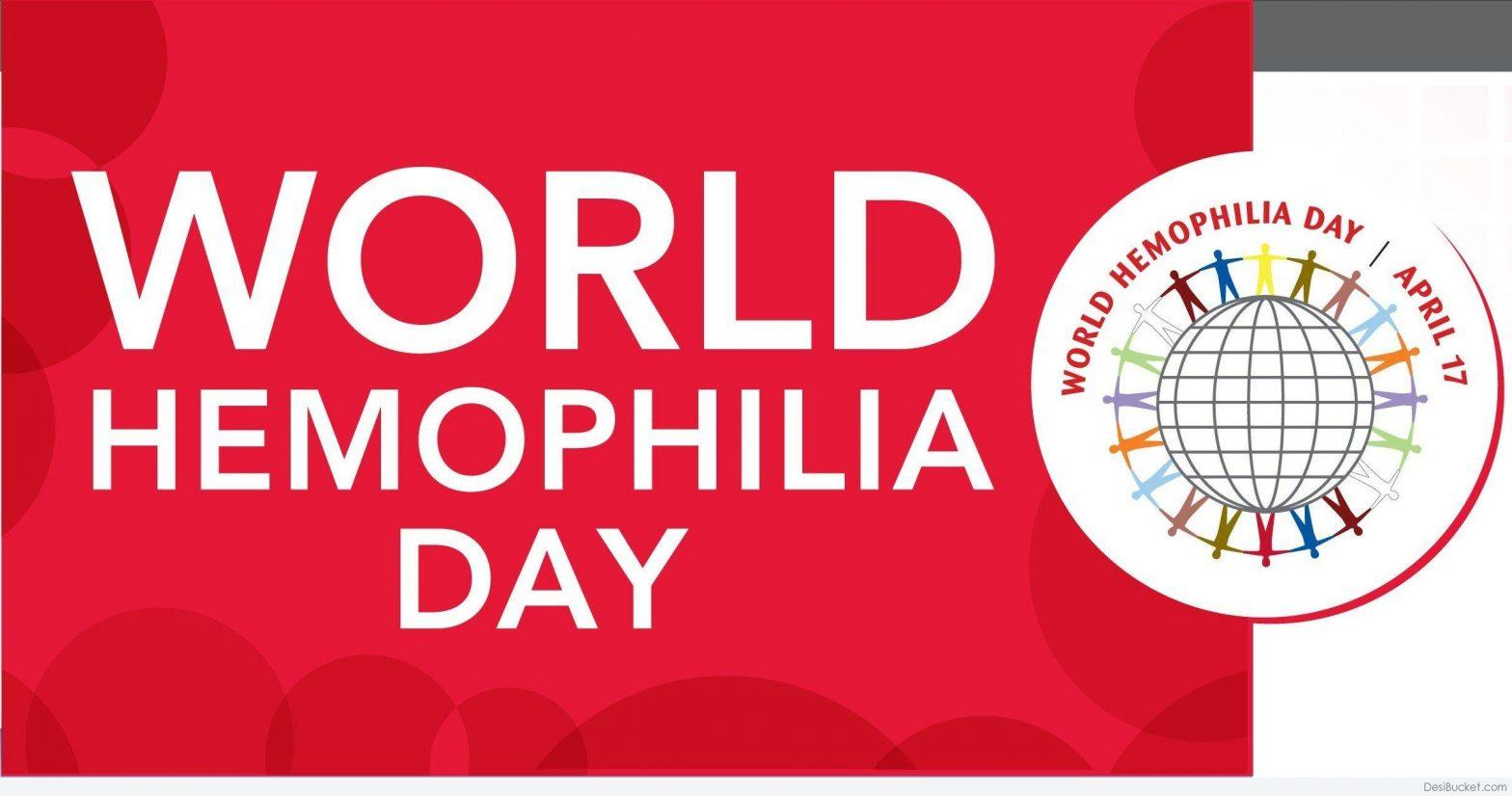 World Hemophilia Day Observed Globally On 17 April