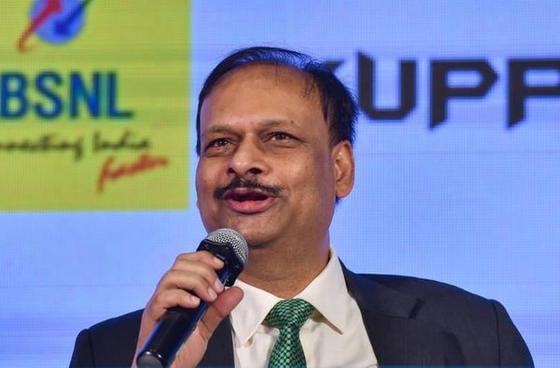 BSNL CMD P K Purwar takes additional charge of MTNL_40.1