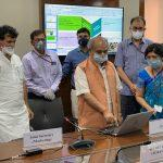"Agriculture Minister  launches ""Kisan Rath"" Mobile App"