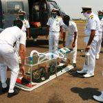 """Indian Navy formed """"Air Evacuation Pod"""" for Covid-19 patients"""