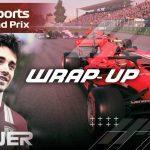 Charles Leclerc wins Chinese Virtual Grand Prix