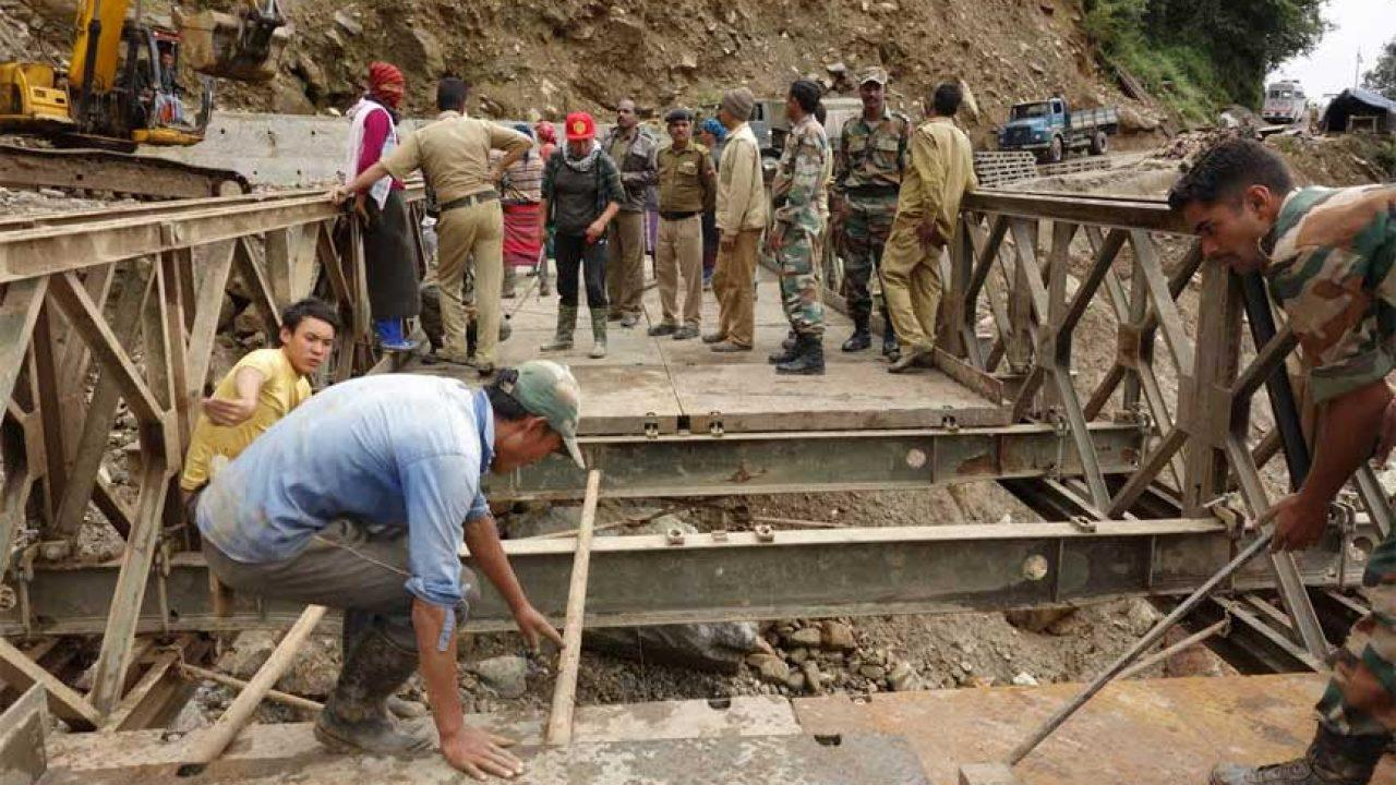 BRO constructs Daporijo Bridge in Arunachal Pradesh_40.1