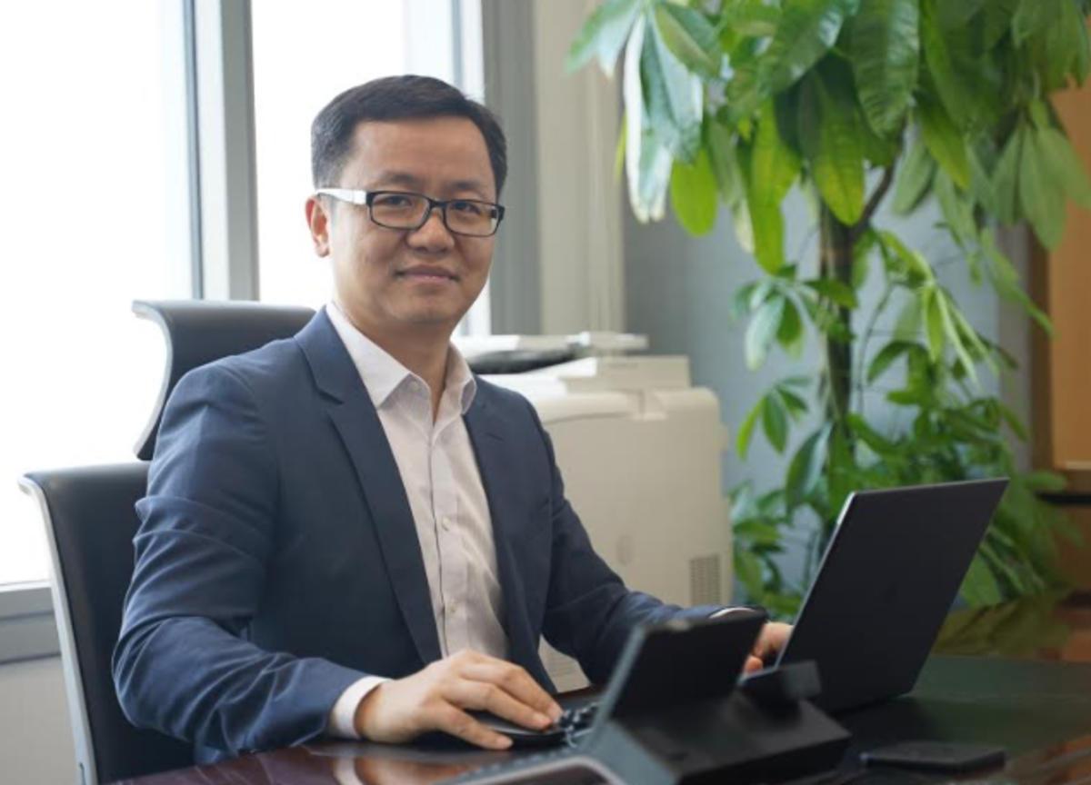 David Li becomes new CEO of Huawei India_40.1
