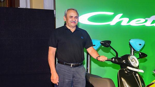 Bajaj Auto's Rakesh Sharma becomes new President of IMMA_40.1
