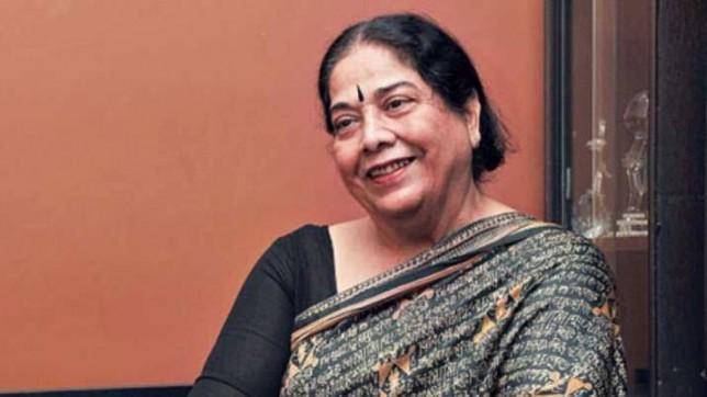 Renowned thespian Usha Ganguly passes away_40.1