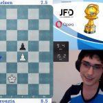 Iran's Alireza Firouzja beats Magnus Carlsen in Banter Blitz Cup final