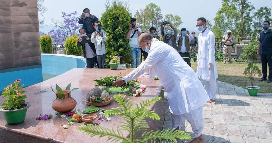 "Manipur Govt commemorates ""Khongjom Day"" at War Memorial Complex_40.1"