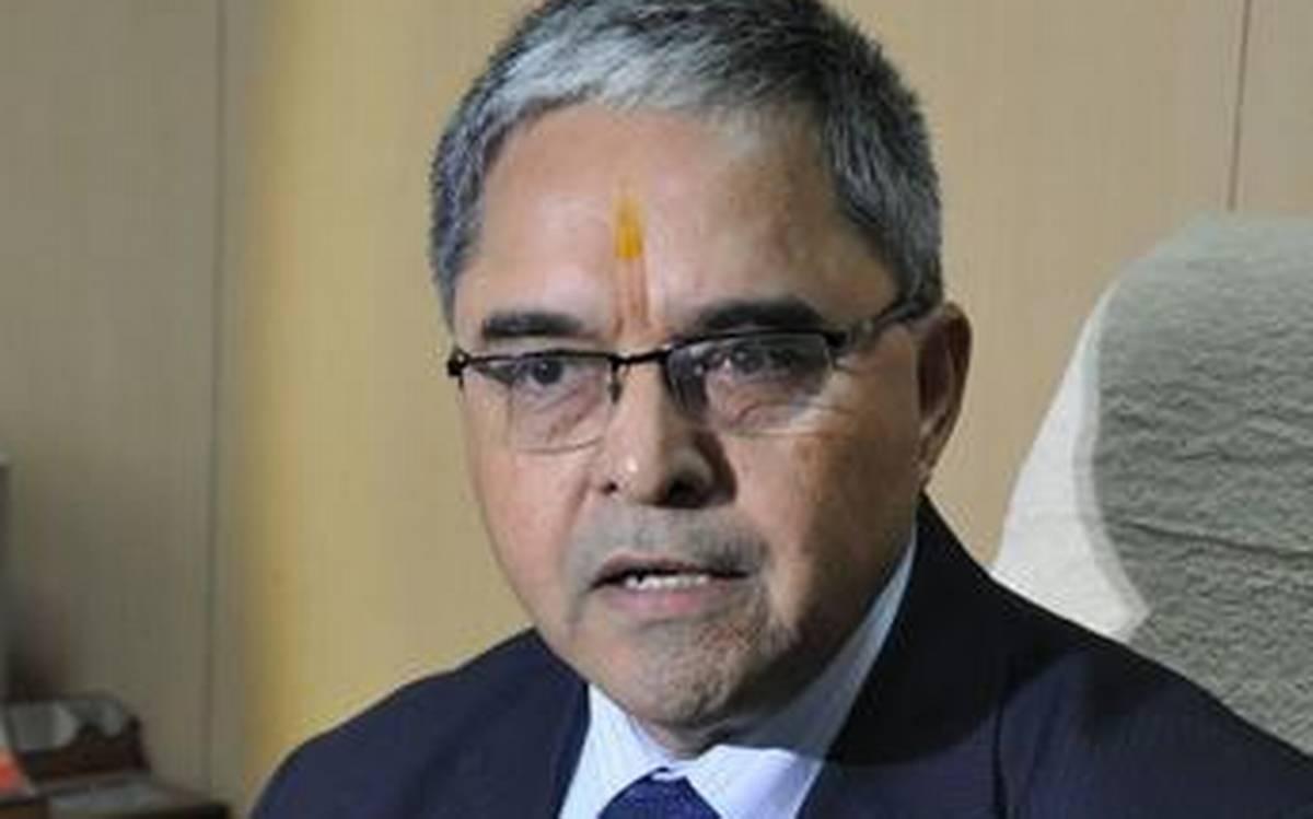 Suresh N Patel takes oath as vigilance commissioner of India_40.1