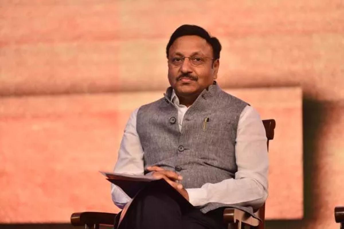 Former finance secretary Rajiv Kumar becomes new chief of PESB_40.1