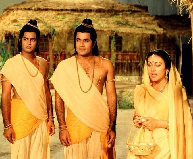 """""""Ramayana"""" becomes Highest Viewed Entertainment Programme Globally_40.1"""
