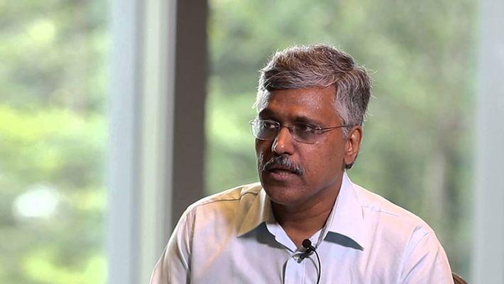 Giridhar Aramane takes charge as Secretary to MoRTH_40.1