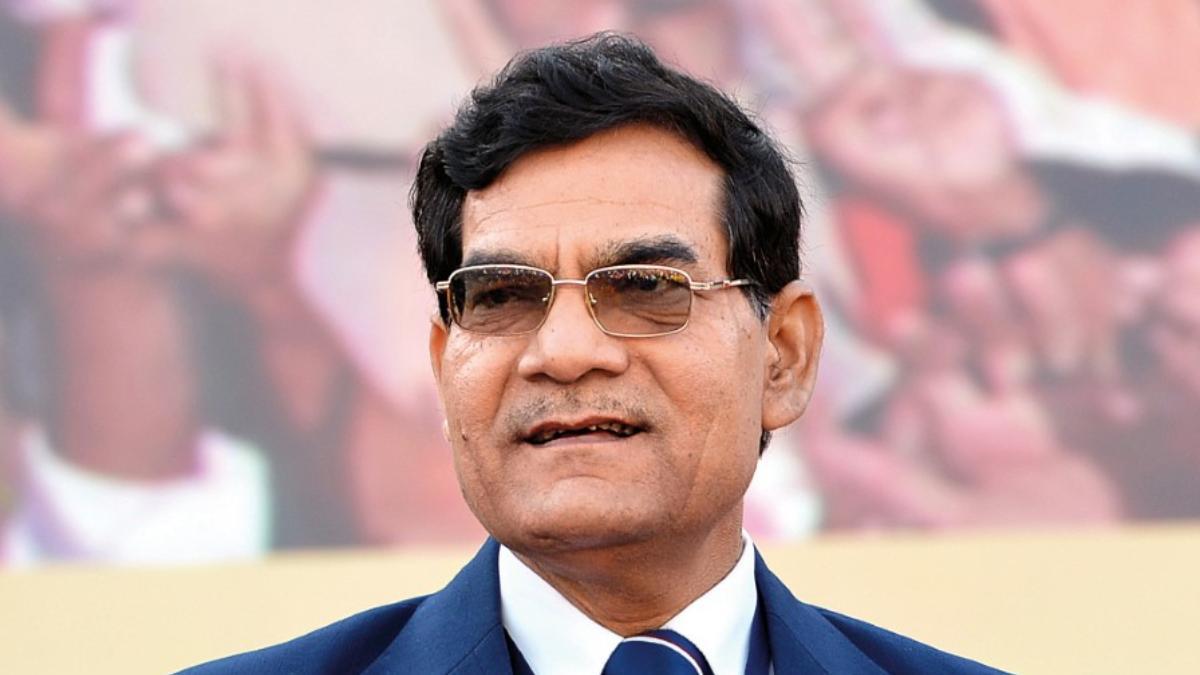 Arvind Kumar Sharma takes charge as Secretary to MSME Ministry_40.1