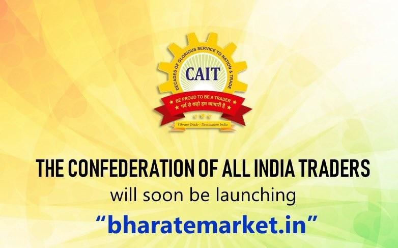 CAIT to roll out National e-commerce marketplace 'bharatmarket'_40.1