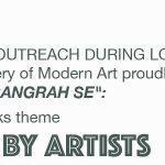 "National Gallery of Modern Art presents ""NGMA KE SANGRAH SE"""