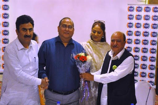 DPS Negi takes charge as Director General to Labour Bureau_40.1