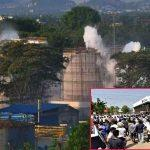 Visakhapatnam Gas Leak Tragedy